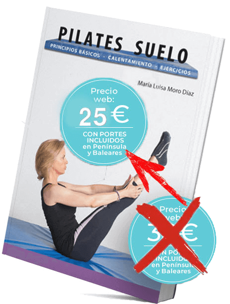 libro manual completo de pilates suelo PDF basico